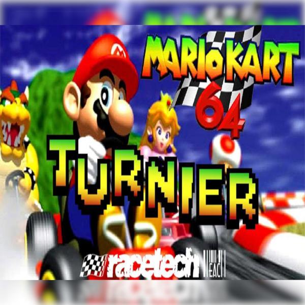 Mario Kart 64 Turnier