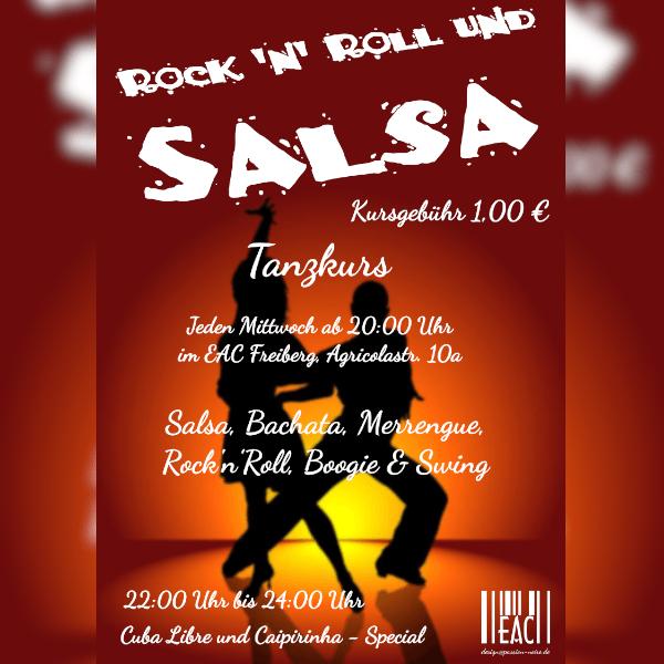 Rock'n'Roll und Salsa